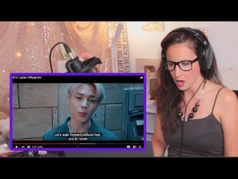 Vocal Coach Reacts to BTS- LIGHTS