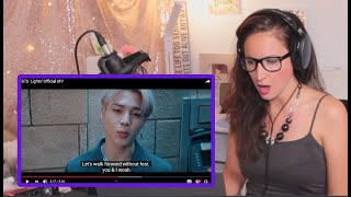 Gambar cover Vocal Coach Reacts to BTS- LIGHTS