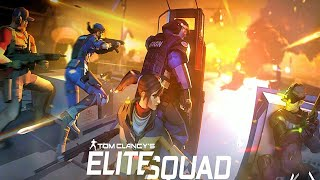 Tom Clancys Elite Squad (by Ubisoft) - iOS / Android - Announce Trailer