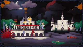 Livenation/Widespread Panic - New Orleans Announce