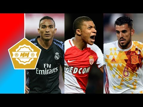 Real Madrid Transfer News • July • 2017