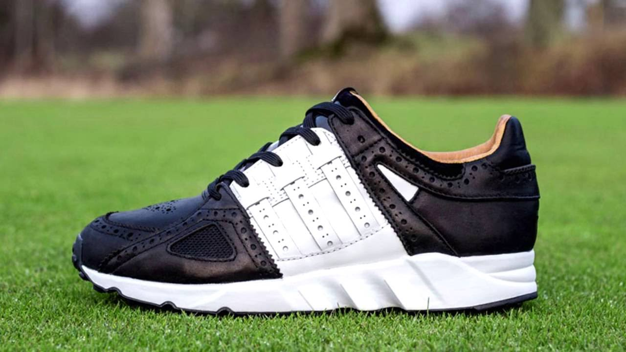 online store 48052 79443 ... Special For Shoe New Adidas x SNS EQT Guidance 93 ...