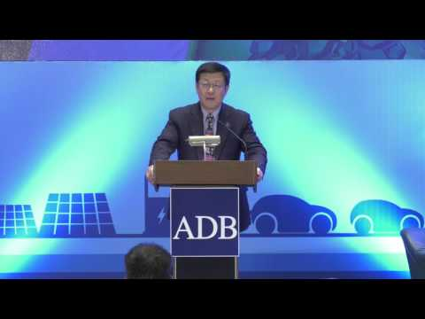 Asia Clean Energy Forum 2017 -  Day 2 Plenary 1/2