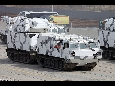 Russia Showcases New Arctic Tor and Pantsir Systems at Military Parade in Moscow