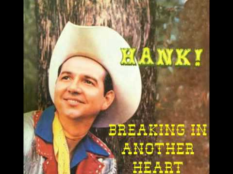 HANK THOMPSON - Breaking in Another Heart