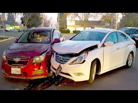 🇺🇸 AMERICAN CAR CRASH / INSTANT KARMA COMPILATION #131