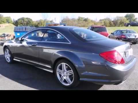 2014 Mercedes Benz CL550 4MATIC® West Chester PA