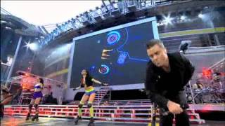 Robbie Williams - Progress Live - Rock DJ