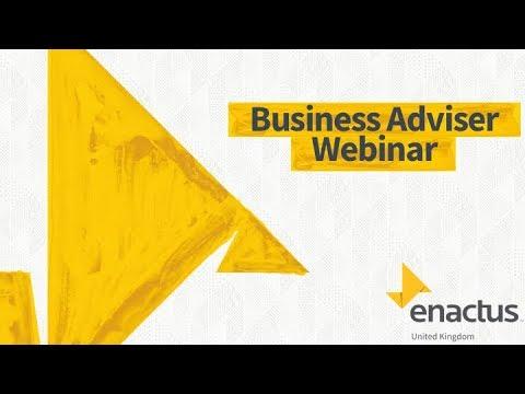 Enactus UK Business Advisor Training - 15th December 2017