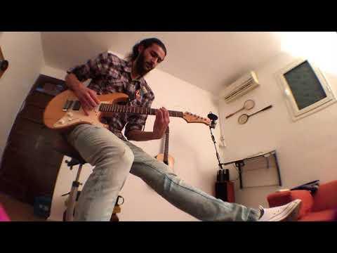 buried alive avenged sevenfold intro cover  Omar Kikhia
