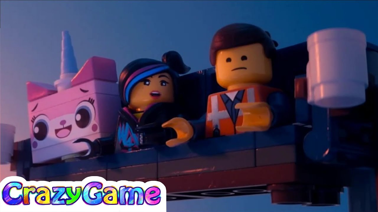 The Lego Movie Episode 10 Infiltrate The Octan Tower Youtube