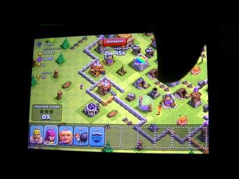 clash of clans: cannon level 6