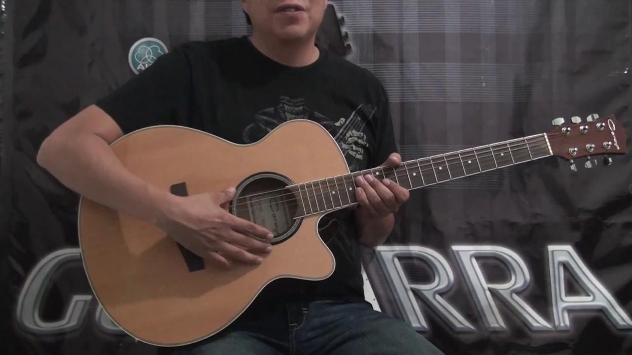 Leccion 2 Partes de la Guitarra Acustica - Curso Básico de Guitarra ...