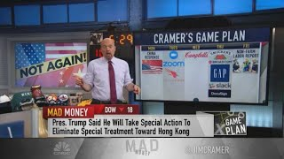 Jim Cramer previews earnings reports for the trading week of June 1