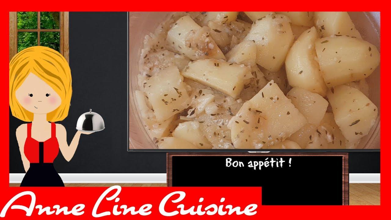 Pommes De Terre Sautees Cookeo Youtube
