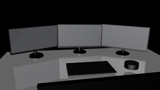 My Dream Setup in Cinema 4D (Part 1)