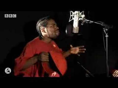 Digga Live In Session for Mic Check with Broken!!