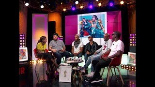BET BUZZ - Poetic Lover, Fabrice Mahabo, Eye Haïdara & kidi bebey