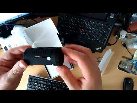 Распаковка Car DVR MINI 0826 | Повторная посылыка от GearBest