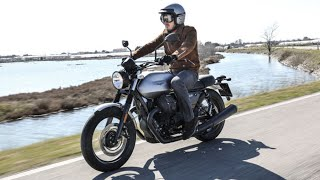 Moto Guzzi V7 III Rough - Test Ride & Review