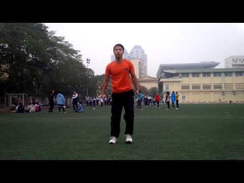 Bài thể dục 80 nhịp k64 HNUE