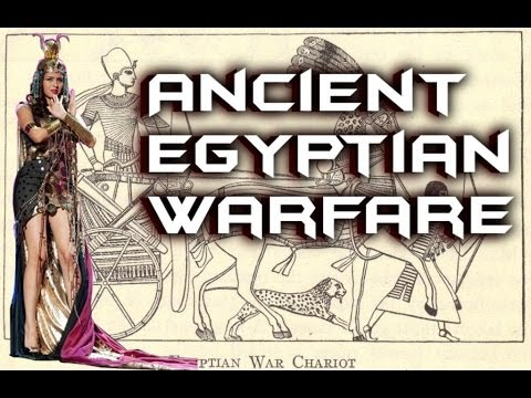 Ancient Egypt Documentary - Ancient Egyptian Warfare Documentary (Part 1 of 3)