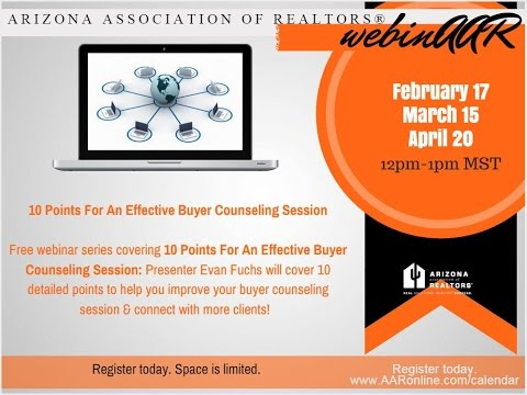 Part 2: Effective Buyer Consultations 3.15.16