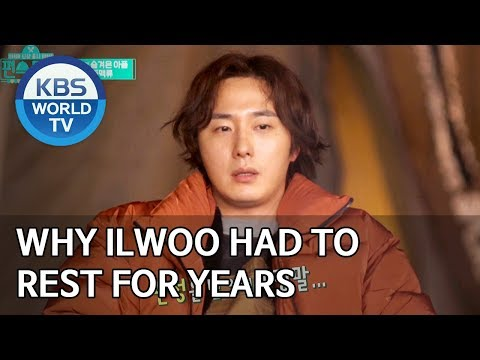 Why Ilwoo Had To Rest For Years [Stars' Top Recipe At Fun-Staurant/2019.12.09]