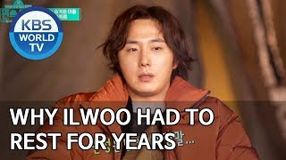 Why Ilwoo had to rest for years [Star's Top Recipe at Fun-Staurant/2019.12.09]