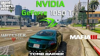 NVIDIA GTX 1050 ti Test in 5 Games (i5 4690k)