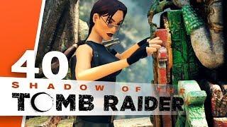 Shadow of the Tomb Raider [#40] - Alte Kanten klettern besser - Let's Play