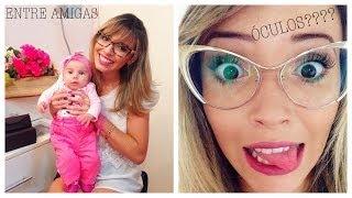 Óculos? Miopia?? #ENTREAMIGAS