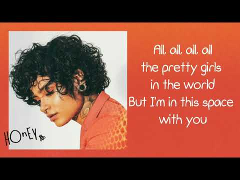 Honey-Kehlani (Lyrics)