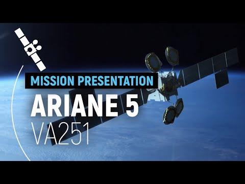 Arianespace Flight VA251  GSAT-30 Presentation