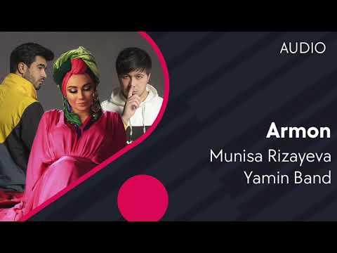 Munisa Rizayeva va Yamin Band - Armon | Муниса ва Ямин Бэнд - Армон (music version) #UydaQoling