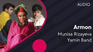 Munisai Rizayeva va Yamin Band - Armon | Муниса ва Ямин Бэнд - Армон (music version)