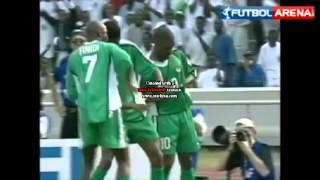 1998 Nigeria Jersey