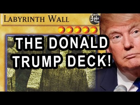 The Donald Trump Deck!  Youtube