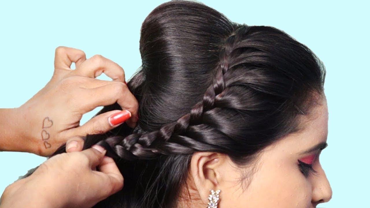9 Easy Braid Juda Hairstyle For Wedding Guest Trending Hairstyle Party Hairstyle Hairstyle