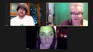 The Wendy Love Edge Show with Topher Kogen Live Stream
