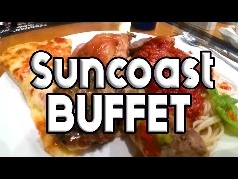 Cheap Eats Las Vegas: Suncoast Casino Buffet Tour