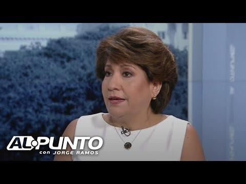 ¿Tiene Trump la peor relación que se ha visto entre un presidente y los latinos?