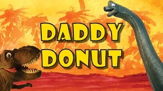 Daddy Donut -  The Best Songs and Videos about Dinosaurs for Kids - Channel Trailer