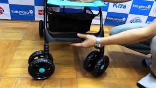 Xe đẩy Gluck C2 (Đức) - KidsPlaza.vn