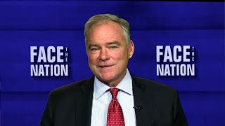 "Extended interview: Sen. Tim Kaine on ""Face the Nation"""