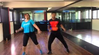 Festive Season 2015 spl: Sarfira(Katti Batti) ZUMBA Choreo with VIBEZ