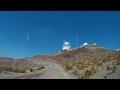 Timelapse - Road from Cerro Tololo InterAmerican Observatory to La Serena - GitUp Git2