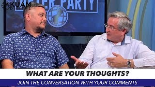 The After Party Podcast: catching up with Guam politics