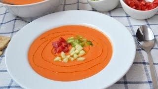 Gazpacho Andaluz | Recetas De Cocina