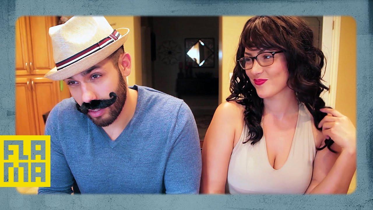 Latina facials rude
